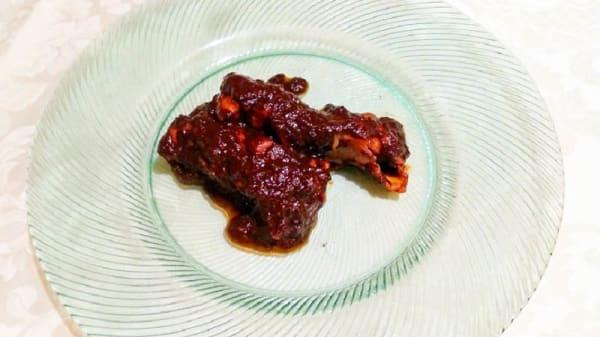 Suggerimento dello chef - Trattoria Cavallucci, Caposotto