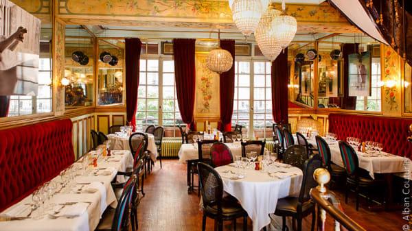 Salle du 1er étage - Pharamond, Paris