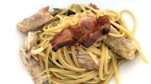 Suggerimento dello chef - Ristorante Bagno Artiglio, Viareggio