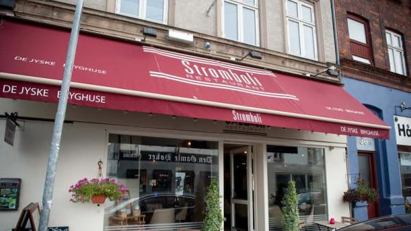 Ingång - Stromboli, Aarhus