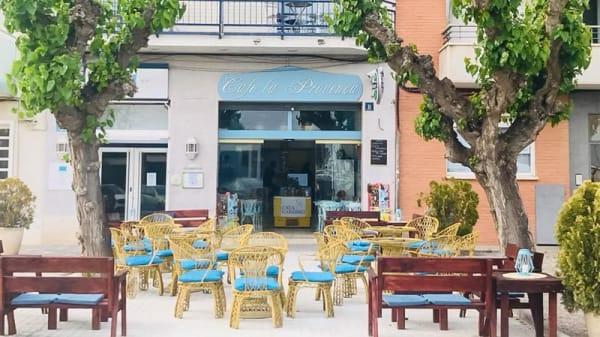 Terraza - Café La Provença, Vilanova i la Geltrú