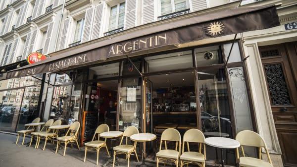 Grande terrasse ensoleillée - Le Progrès, Paris
