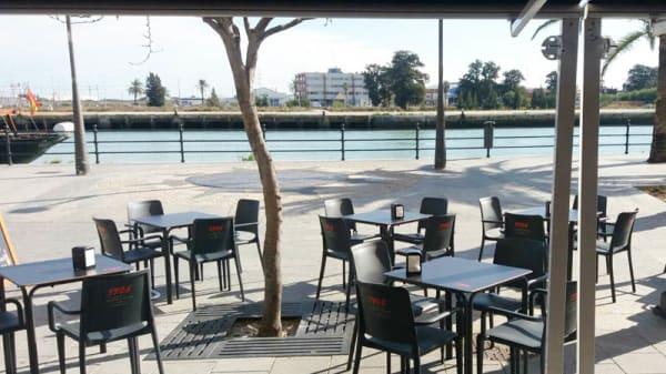 Vista terraza - Beef & Beer Steak House - El Puerto, El Puerto de Sta María