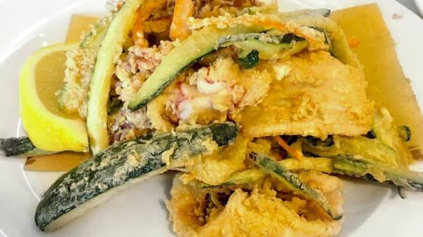 Suggerimento dello chef - Osteria del Mare al Blue Moon, Rimini