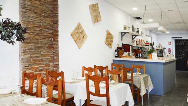 Vista sala - Antiguos Sabores Da Luigi, Alicante