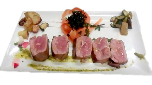 Suggerimento dello chef - Da Qualche Parte. Sul Mare, Livorno