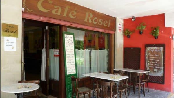 Café Rosel - Café Rosel, Comillas