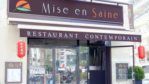 Devanture - Mise en Saine, Boulogne-Billancourt