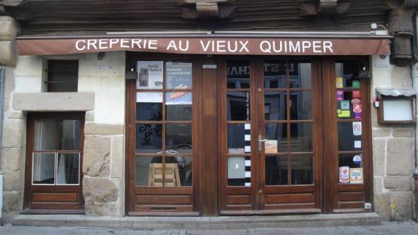 Au Vieux Quimper, Nantes