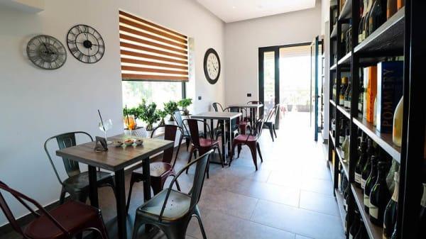 Vue de la salle - Tutt'Appost Enoteca Wine Bar, Massa Lubrense