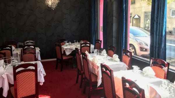 Salle du restaurant - New Dehli, Saint-Maur-des-Fossés
