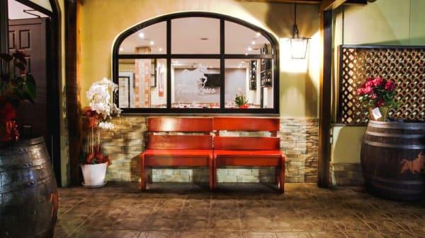 Terrazza - Toro Rosso Grigliera, Rome