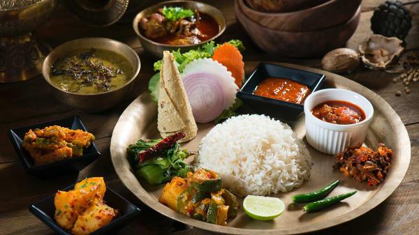 Suggestie van de chef - Monkey Temple (Nepalese street Food ), Amsterdam