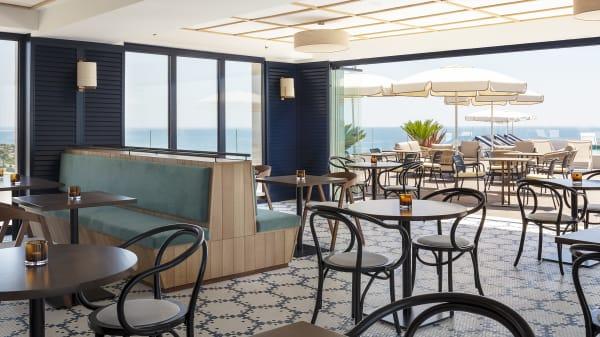 Rooftop Bar Caelum - H10 Imperial Tarraco, Tarragona