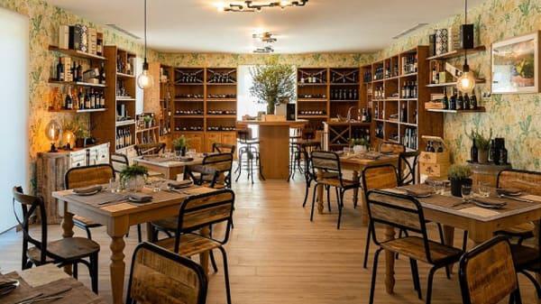 vista sala - N'ataluna cucina e caffè, Grottaminarda