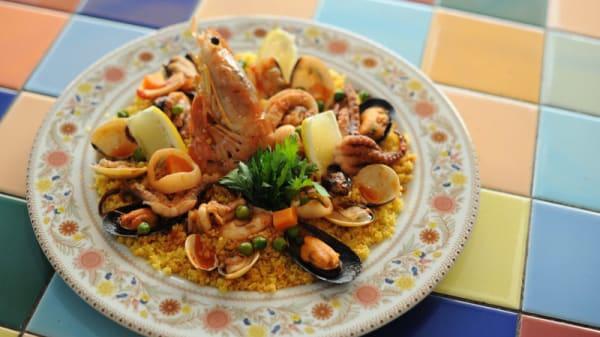 Suggerimento dello chef - La Kasbah di Bebbo, Cagliari