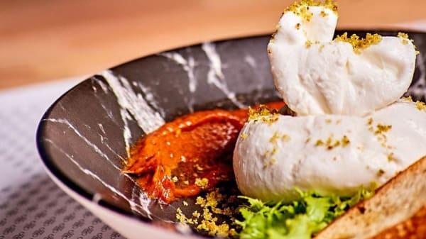 Suggerimento dello chef - Mànima Bistrot, Trani