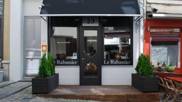 Façade - Le Rabassier, Brussels