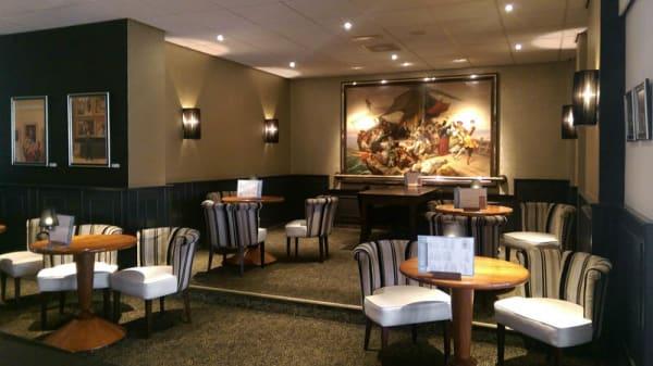 Bar - Brasserie Berghotel, Amersfoort