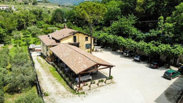 Facciata - Osteria San Vittorino, Assisi