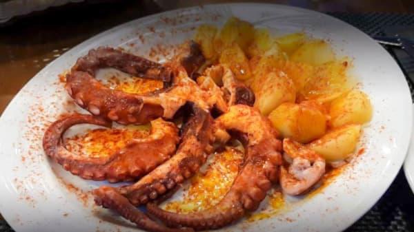 Sugerencia del chef - La Pescantina - Collado Villalba, Collado Villalba