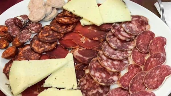 Sugerencia del chef - La Cuina d'en Carlos, Pratdip
