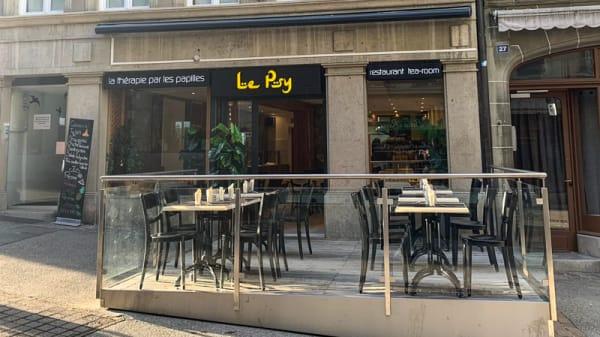 Devanture - Le Psy, Fribourg