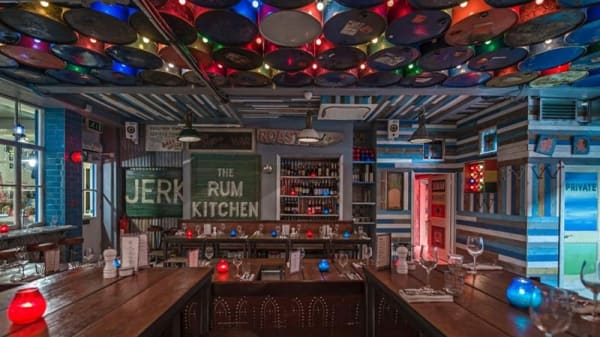 The Rum Kitchen - Carnaby, London