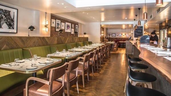 Gordon Ramsay Bar & Grill - Park Walk, London