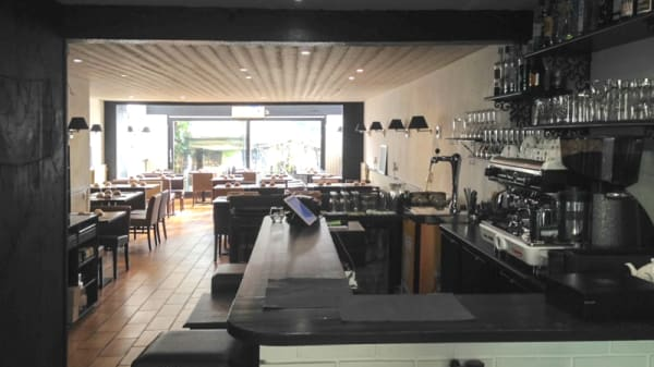 Restaurant - La Boîte à Crêpes, Chatou