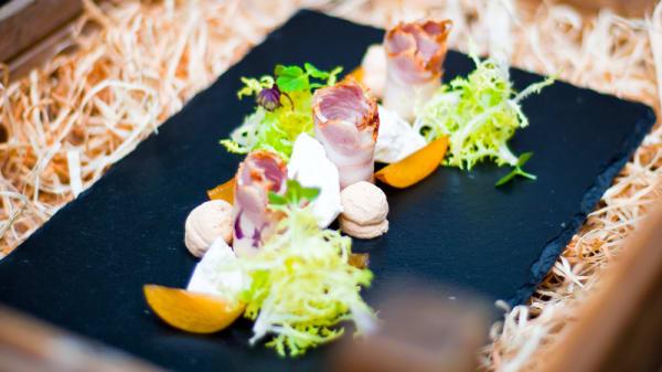 Suggestie van de chef - De Palmboom (Radisson Blu Hotel), Amsterdam
