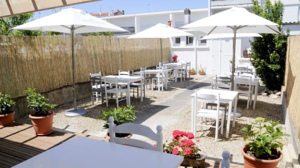 Terrasse - La Maison Tassigny, Royan