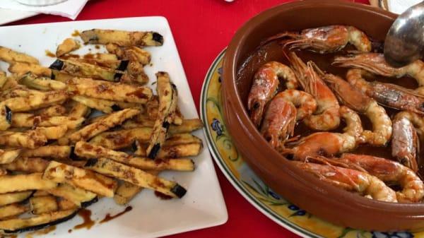 Sugerencia de plato - La Posada, Abanilla