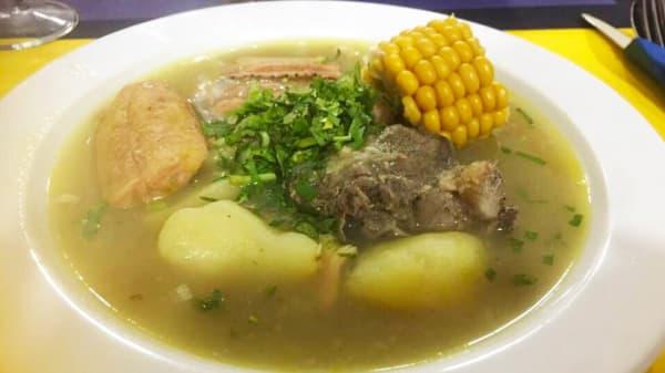 Sugerencia del chef - La Colombianita, Reus