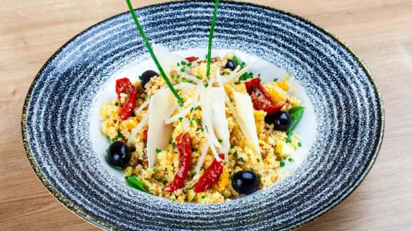 sugerencia del chef - A Poniente Gastro Bar - Hotel Barceló Corralejo Sands, Corralejo