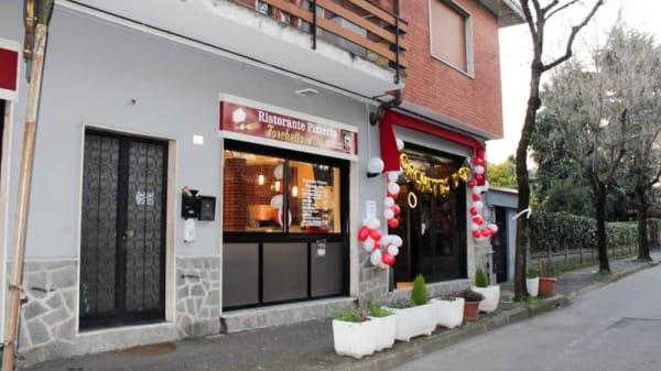 Entrata - Forchetta D'Oro, Cesate