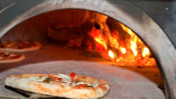 La pizza - Fantasie di Napoli, Rome