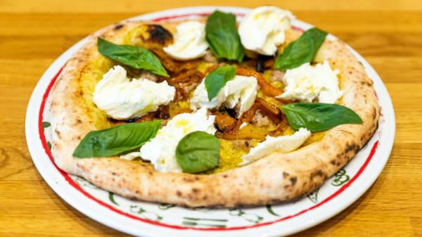 Tentazioni Pizza & Cucina, Ixelles