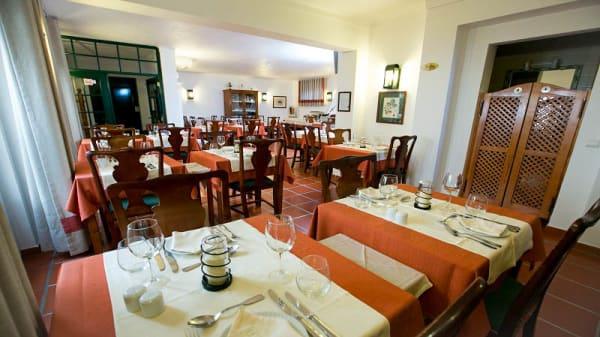 Vista do interior - Restaurante Dom Manuel, Marvão