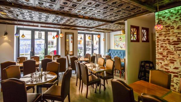 Dining room - Cumin Club Söder, Stockholm