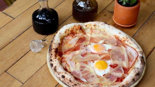sugerencia del chef - La Toscana, Bogotá
