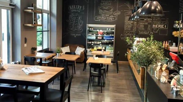 Vista sala - Elk Bakery, Verona