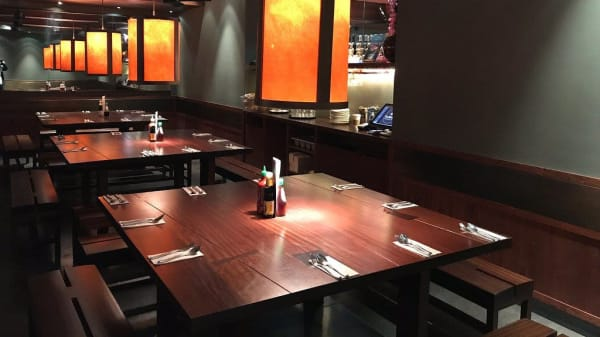 Restaurant - Busaba Bangkok Thai - The O2, London
