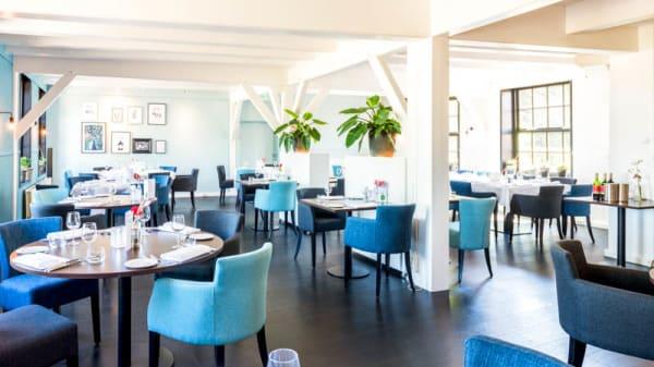 Het restaurant - De Wevershoeve, Ridderkerk