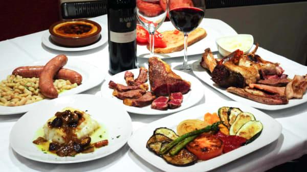Sugerencias del chef - La Torre de Neila Gastrobar, Alcobendas