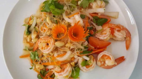 Sugerencia de plato - Thai rico, Arona