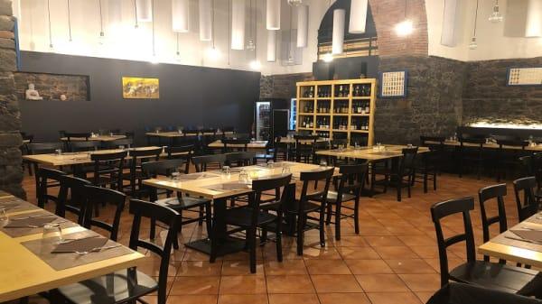 Vista sala - Officina51, Catania