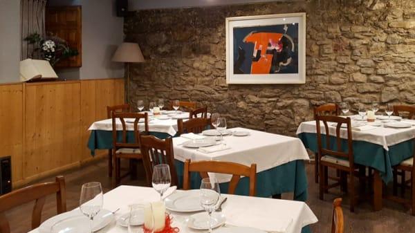 Sala del restaurante - La Esperanza, El Puerto