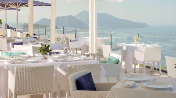 terrazza - Relais Blu, Massa Lubrense