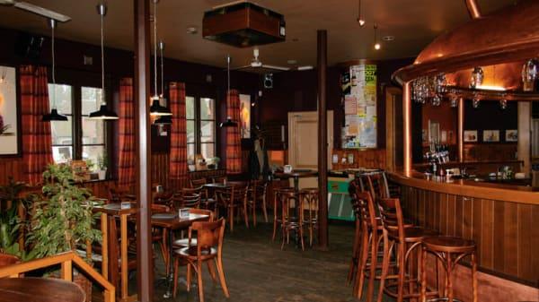 Vue salle - Pub Grain d'Orge, Plombières Hombourg